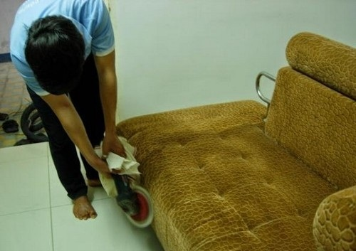 Dịch vụ giặt ghế sofa – đệm