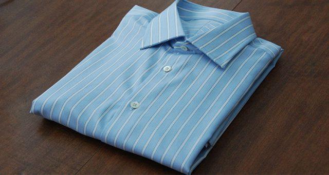 6 Cách gấp áo sơ mi đơn giản, đảm bảo không bị nhăn
